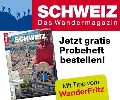 1805 Wandermagazin
