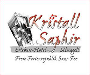 Kristall Saphir