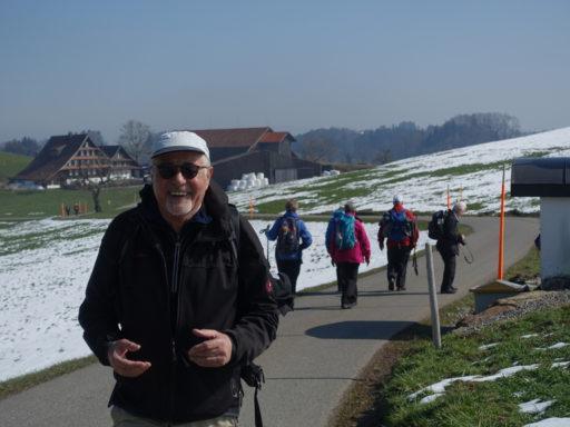 Fritz und die Wandergruppe
