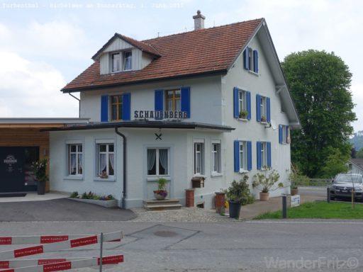 Gut und günstig essen im Restaurant Schauenberg