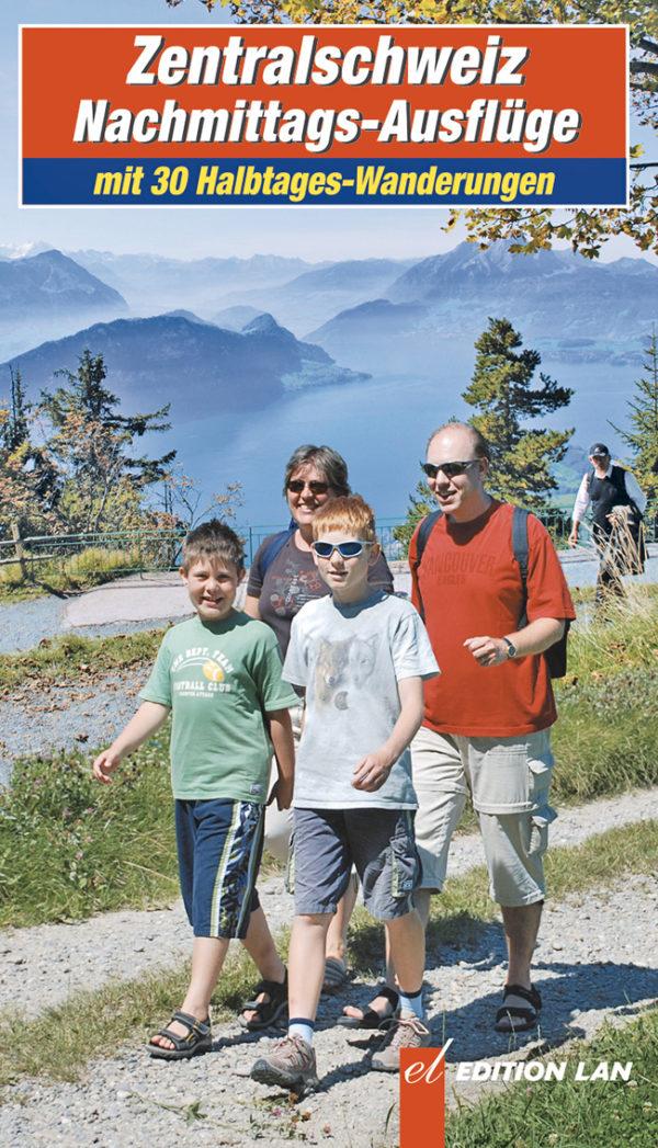 Kurze und leichte Wanderungen sowie Ausflüge in der Zentralschweiz