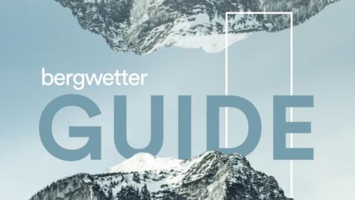 Bergwetter Guide