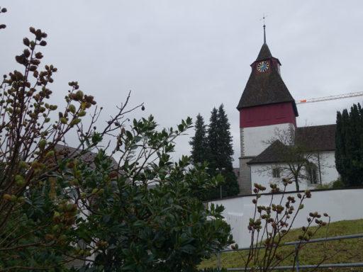 Die aussergewöhnliche Kirche von Rümlang