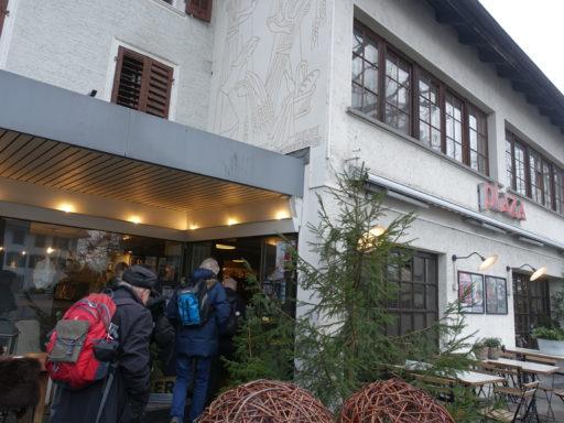 Startkaffee in Cham