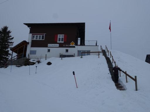 Mittagessen im Skihus Ibach
