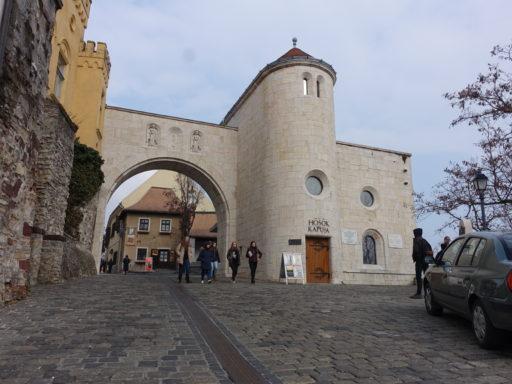 Die Altstadt von Weszprem