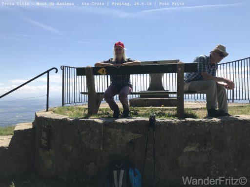 Auf dem Mont de Baulmes