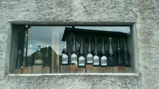 Wir sind auch in einem berühmten Weingebiet