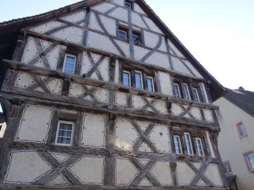 Schönes Fachwerkhaus in Ötlingen