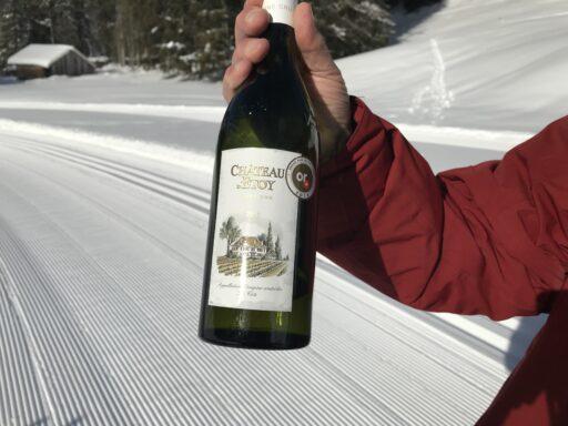 Der Wein mit der Goldmedaille