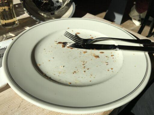 Da war ein guter Panüöler-Käsekuchen