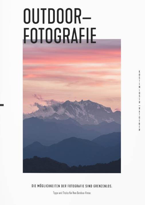 Titel Outdoorfotografie