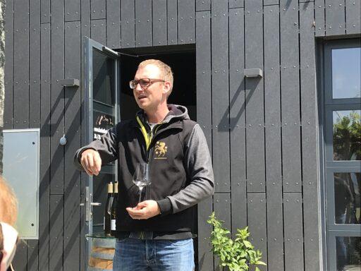 Ueli Kilchsperger ein innovativer Weinbauer