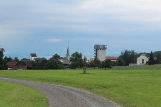 Sicht auf Roggwil (Foto: Robert)