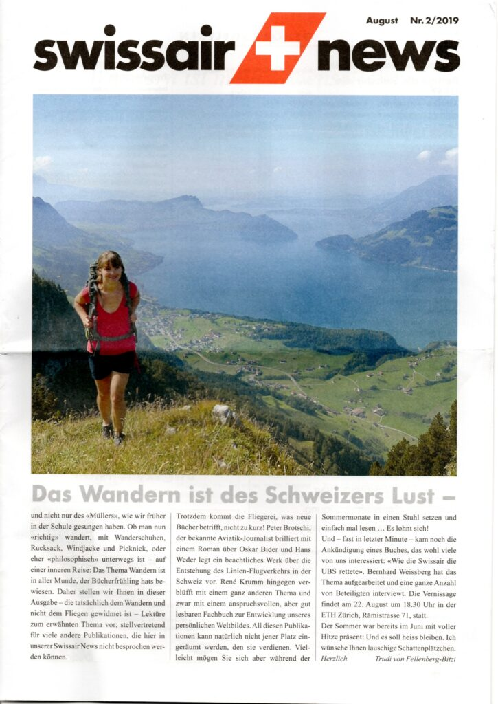 swissair news