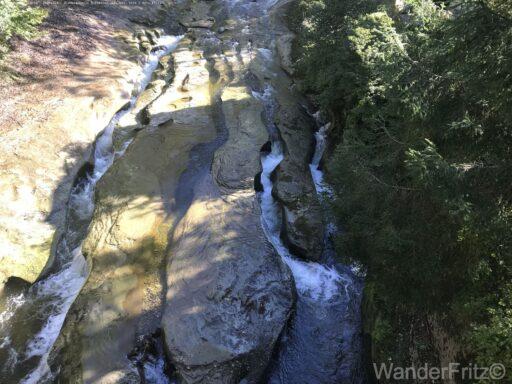 Bei der alten Schwarzwasserbrücke