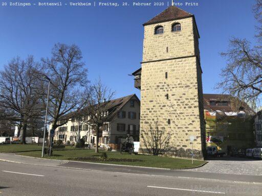 Pulferturm in Zofingen