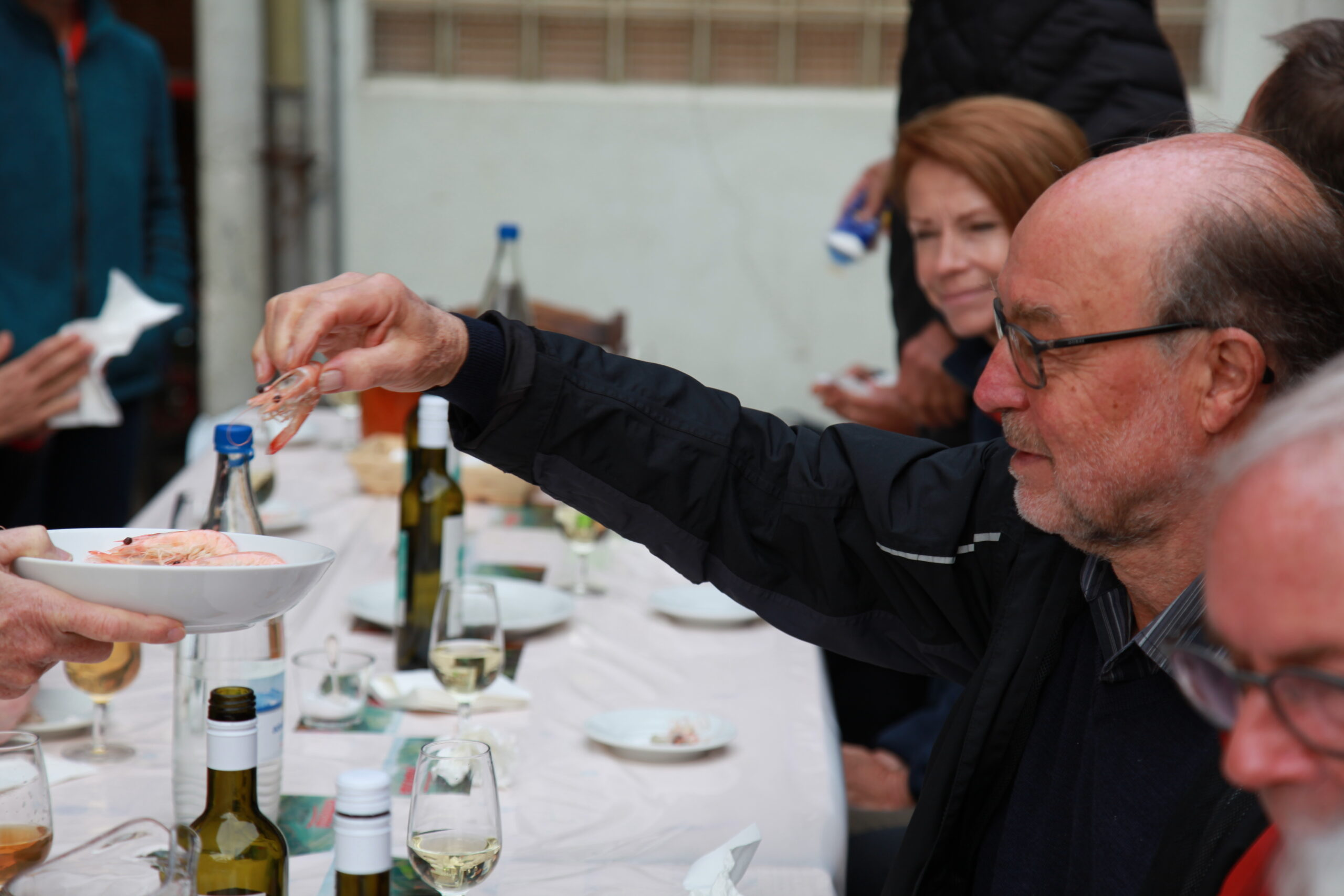 "Reportage 04 2019 ""Aemme-Shrimps vom Burehof"""