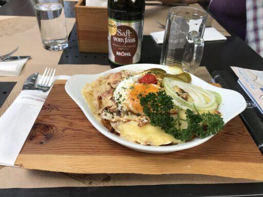 Gut und preiswert essen im Berghus Dorschnei