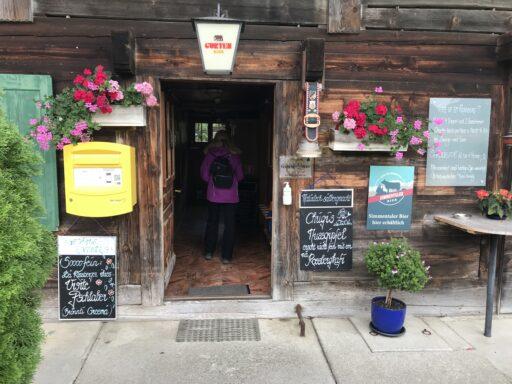 Restaurant Rossberg: Eine sehr gute Adresse