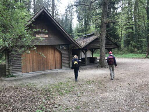 Oberbipper Waldhütte
