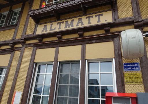 Mostelberg - Rothenthurm - Altmatt